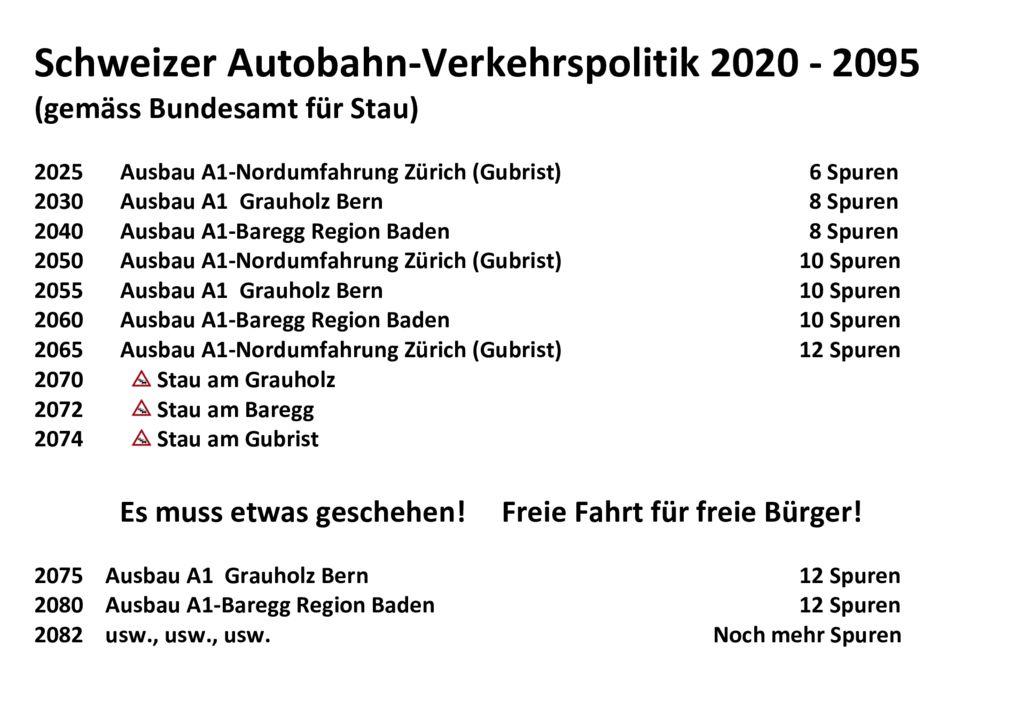 thumbnail of Schweizer Autobahn