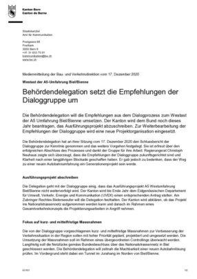 thumbnail of MM BVD Westast A5 Beschlüsse der Behördendelegation